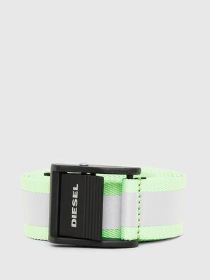 B-FIRE, Green Fluo - Belts