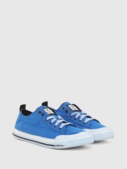 Diesel - S-ASTICO LOW CUT, Blue - Sneakers - Image 2
