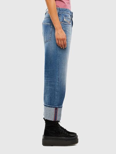 Diesel - D-Reggy 009JX, Light Blue - Jeans - Image 3