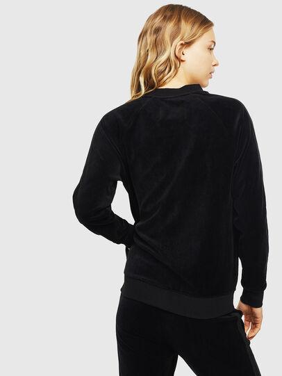 Diesel - UFLT-BONSHIN-Z, Black - Sweaters - Image 2