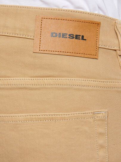 Diesel - D-Yennox 009HA, Light Brown - Jeans - Image 4