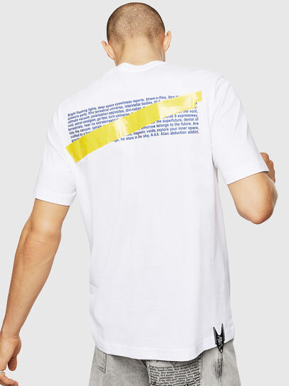 Diesel - T-JUST-A2,  - T-Shirts - Image 2