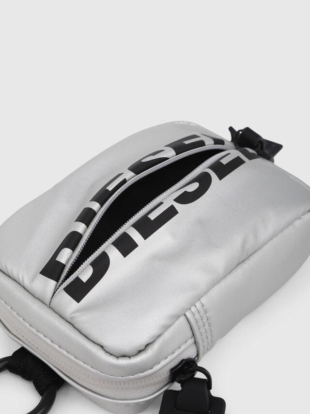 Diesel - BAONE, Silver - Small Wallets - Image 4