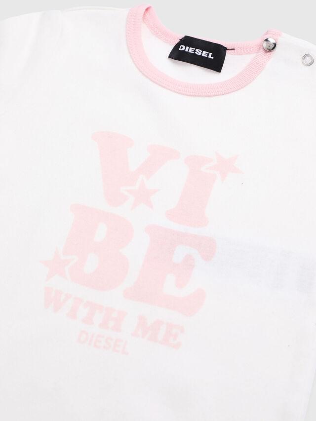 Diesel - UNNISE-NB, White - Underwear - Image 3