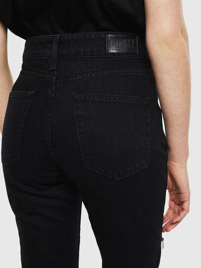 Diesel - DE-EARLIE, Black - Pants - Image 4