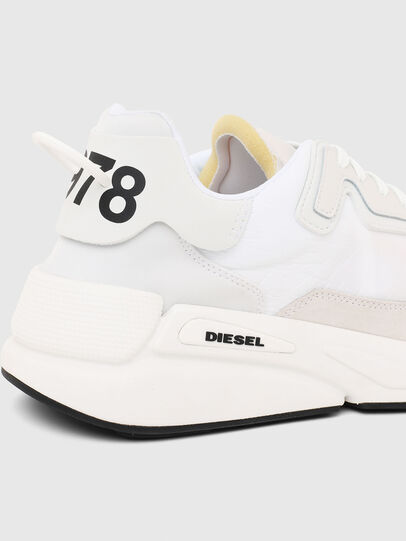 Diesel - S-SERENDIPITY LC, White - Sneakers - Image 4