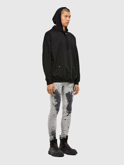 Diesel - S-UMMERPO, Black - Sweaters - Image 7