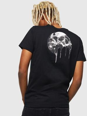 T-DIEGO-J10, Black - T-Shirts