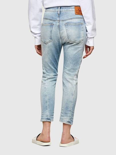 Diesel - Fayza JoggJeans® 069UY, Light Blue - Jeans - Image 2
