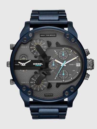 Diesel - DZ7414, Blue/Black - Timeframes - Image 1
