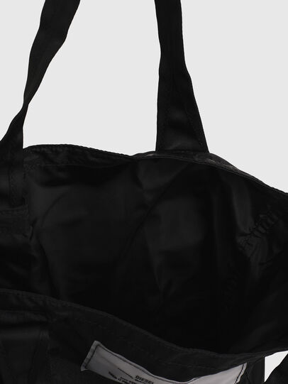 Diesel - SHOPAK, Black - Shopping and Shoulder Bags - Image 4