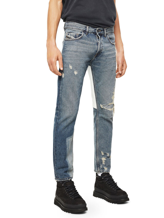 Diesel - TYPE-2813, Blue Jeans - Jeans - Image 3