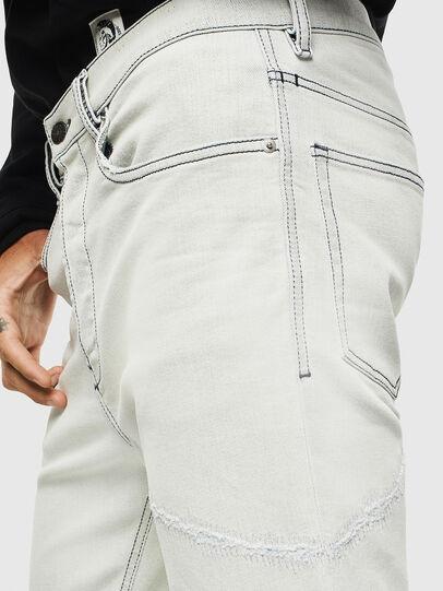Diesel - D-Eetar 009BM, Light Blue - Jeans - Image 4