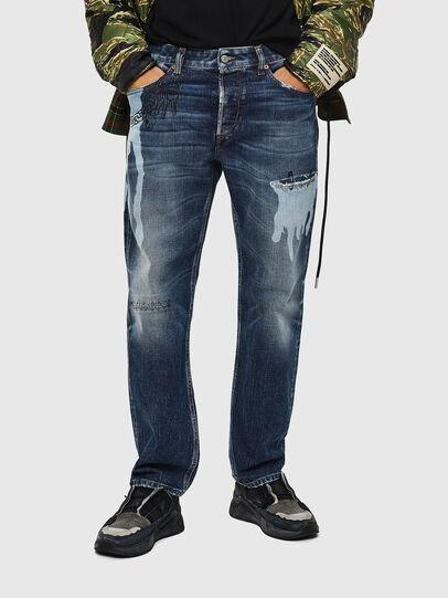 Diesel - D-Kodeck 0091P, Medium blue - Jeans - Image 1