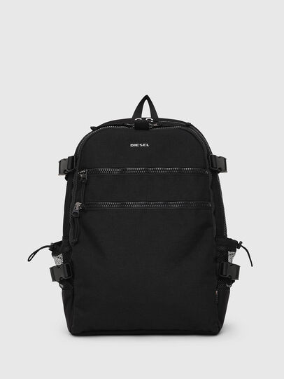 Diesel - F- URBHANITY BACK, Black - Backpacks - Image 1