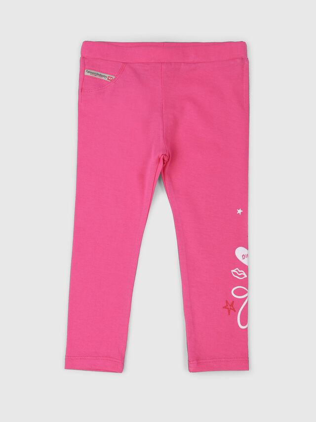 Diesel - PIFFIB, Pink - Pants - Image 1