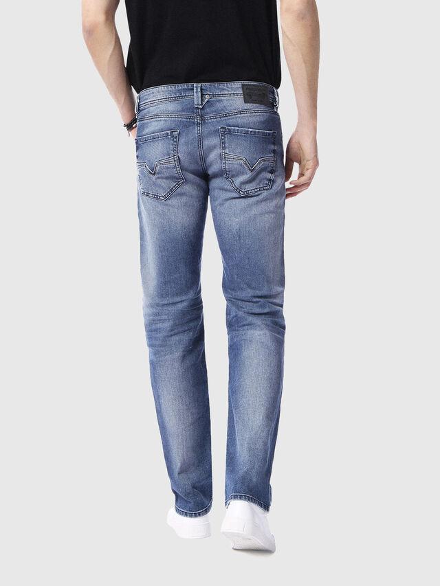 Diesel Larkee 0853P, Light Blue - Jeans - Image 2