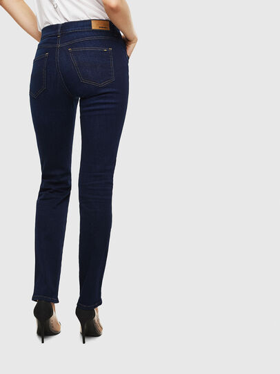 Diesel - Sandy 0095Y, Dark Blue - Jeans - Image 2