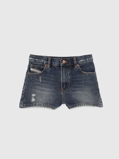 Diesel - PBOYSHORT, Dark Blue - Shorts - Image 1
