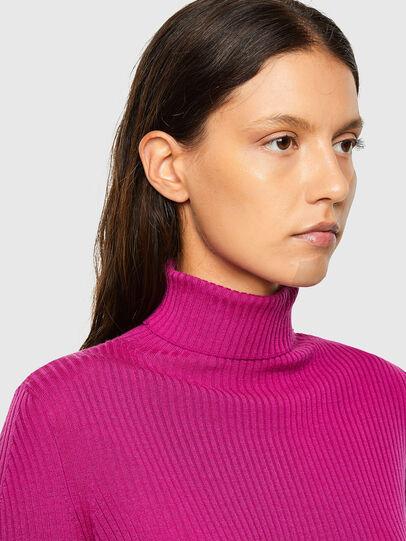 Diesel - M-KIMBERLY, Hot pink - Knitwear - Image 5