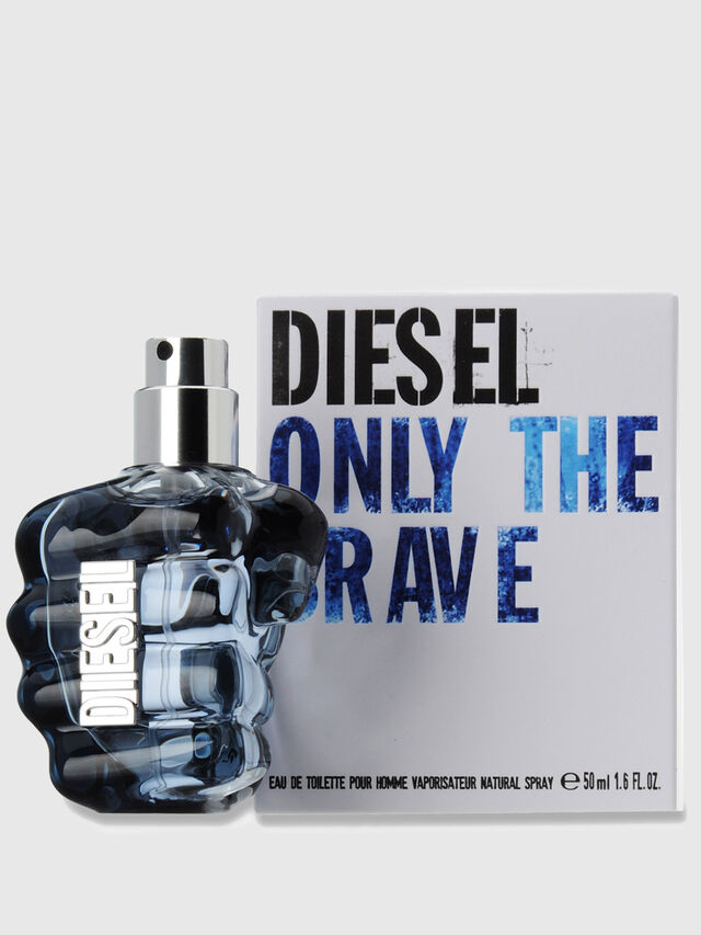 Diesel ONLY THE BRAVE 50ML, Light Blue - Only The Brave - Image 1