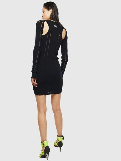 Diesel - M-GIOIA, Black - Dresses - Image 2