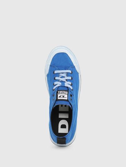 Diesel - S-ASTICO LOW CUT, Blue - Sneakers - Image 5