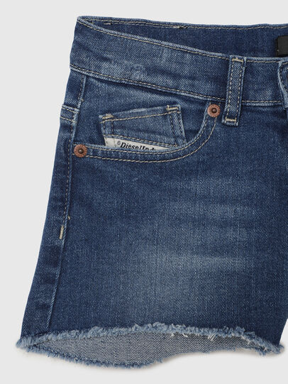 Diesel - PRIFTY, Medium blue - Shorts - Image 3