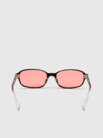 Diesel - DL0326, Pink - Sunglasses - Image 4