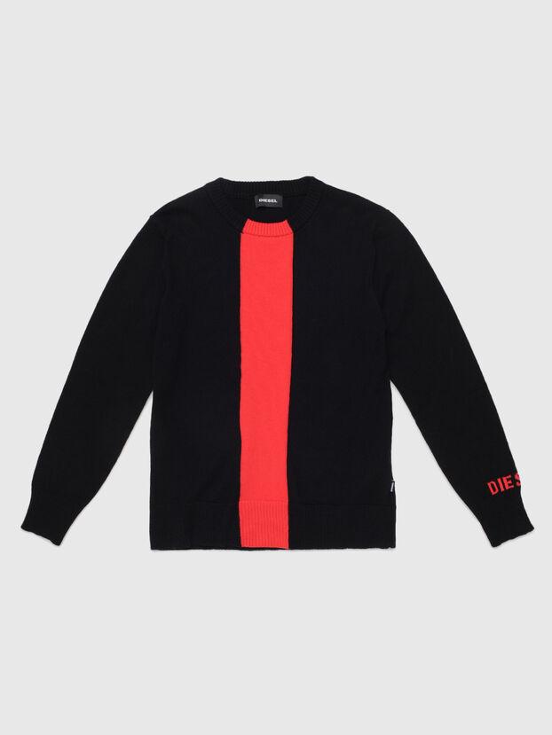 KTAPEX, Black/Red - Knitwear