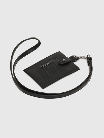 Diesel - BADGE, Black - Card cases - Image 3