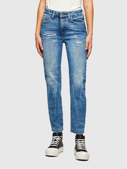 Diesel - D-Joy 009MV, Light Blue - Jeans - Image 1