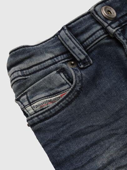 Diesel - SLEENKER-B JOGGJEANS-N, Dark Blue - Jeans - Image 3