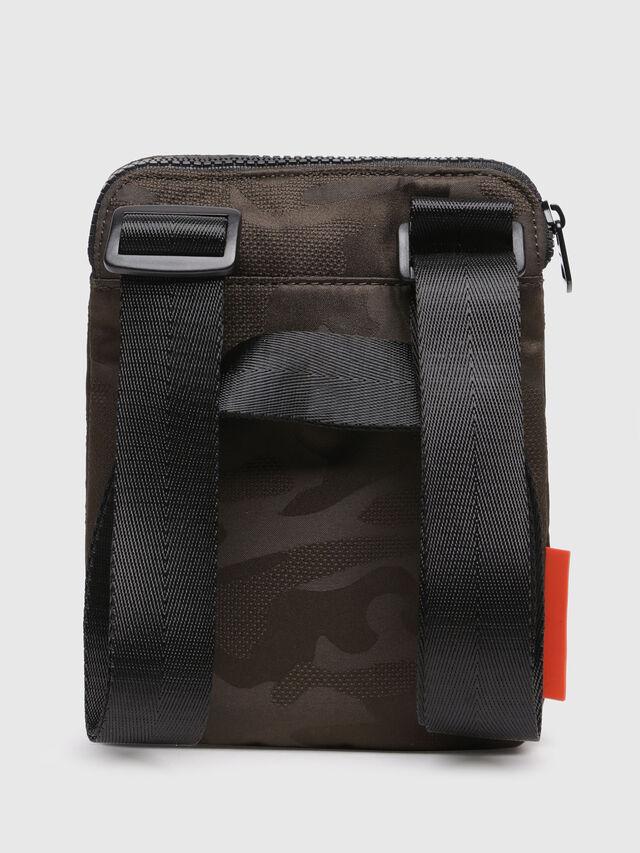 Diesel F-DISCOVER SMALLCROS, Marron Military - Crossbody Bags - Image 2