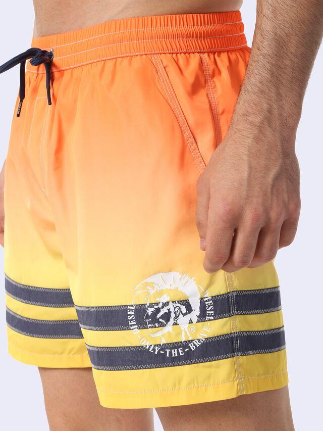Diesel - BMBX-CAYBAY, Orange - Boxers - Image 3