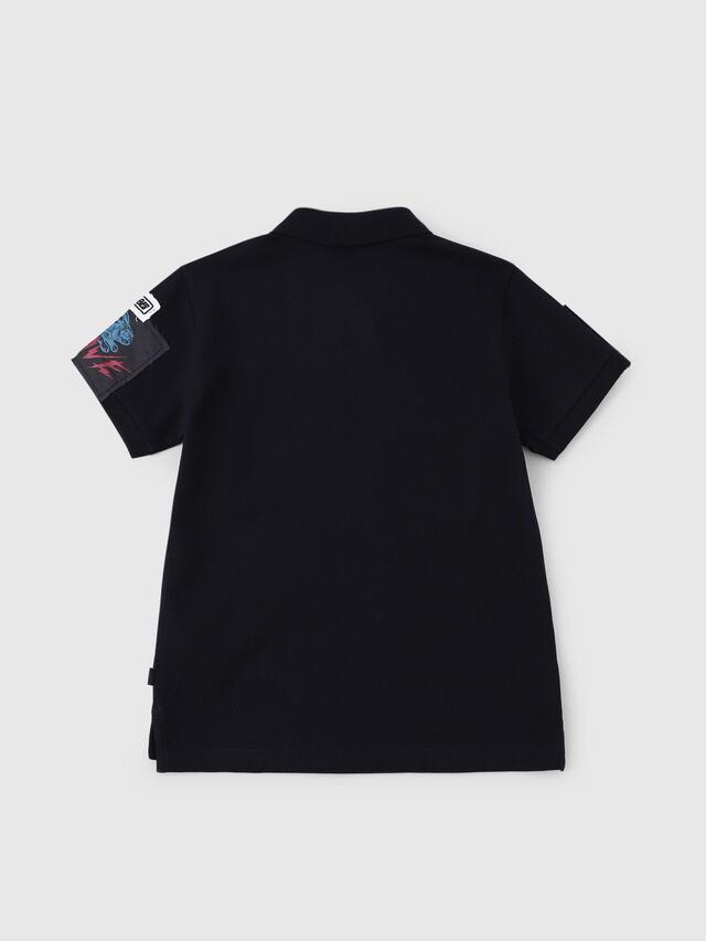 Diesel - TDIEGOQD, Black - T-shirts and Tops - Image 2