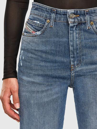 Diesel - D-Eiselle 009CZ, Medium blue - Jeans - Image 3