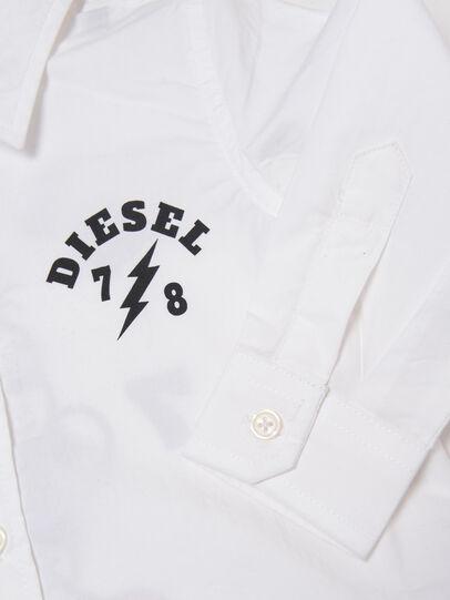 Diesel - CSOLB, White - Shirts - Image 3