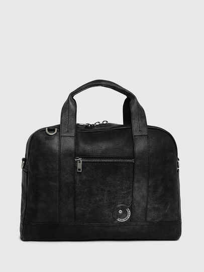 Diesel - BRIEFCORK, Black - Briefcases - Image 1