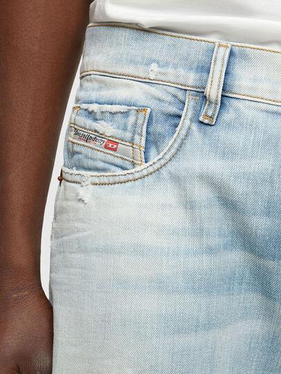 Diesel - D-Strukt 009TN, Light Blue - Jeans - Image 3