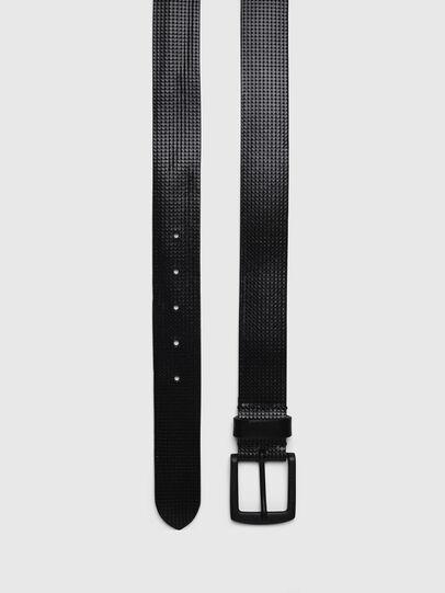 Diesel - B-ERBE, Black - Belts - Image 3