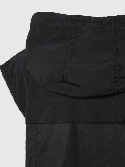 Diesel - D-JANA JOGGJEANS, Black/Dark grey - Dresses - Image 4