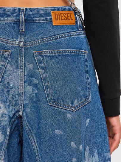 Diesel - D-Spritzz 009GV, Medium blue - Jeans - Image 4