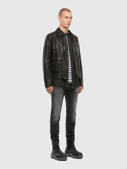 Diesel - Thommer 009IU, Black/Dark grey - Jeans - Image 6