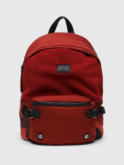 Diesel - ORTENSYA, Red - Backpacks - Image 1