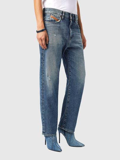 Diesel - D-Air 09B17, Medium blue - Jeans - Image 6