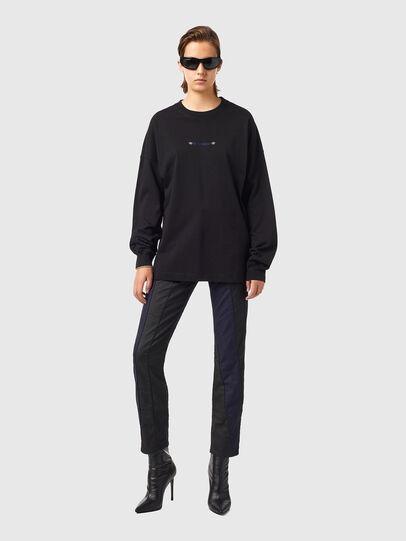 Diesel - T-BLONG, Black - T-Shirts - Image 4