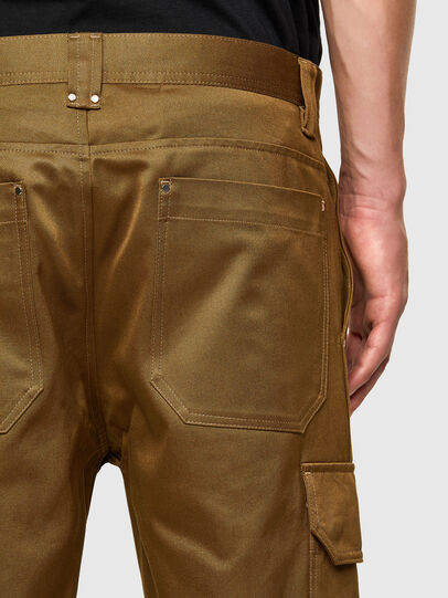 Diesel - P-BAKER, Brown - Pants - Image 5