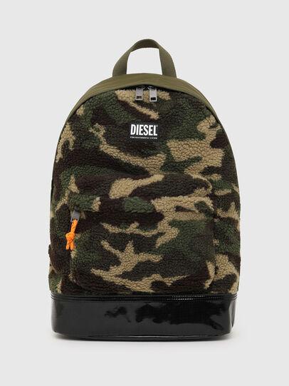 Diesel - MARMUT, Green Camouflage - Backpacks - Image 1