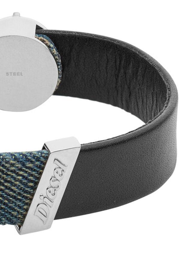 Diesel - BRACELET DX1029, Blue Jeans - Bracelets - Image 2